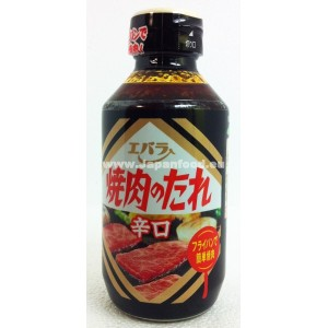 Yakiniku no tare- sos do grillowanego mięsa- ostry - 300g