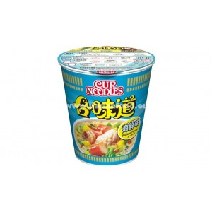 Nissin Cup Noodles Seafood - 75g